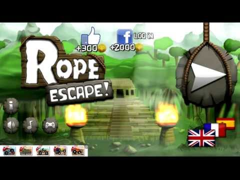 Rope Escape игра на Андроид и iOS