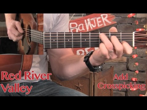 Red River Valley– Carter-Style Build-a-Break Guitar Lesson!