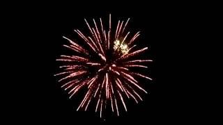 Фейерверк день города михайловки 2014