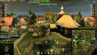 Scouting 21 - T71 - Murovanka Encounter
