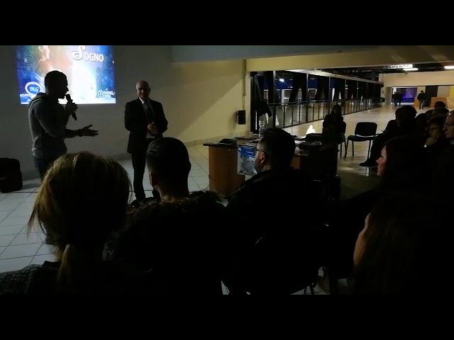 3 Conferenza Regionale di Back School CON IL CAMPIONE DEL MONDO DI APNEA MICHELE GIURGOLA