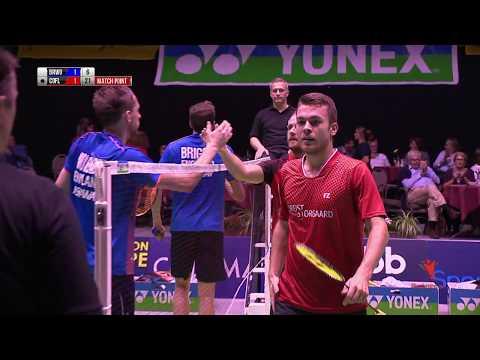 Yonex Belgian International Championship 2017 verslag Sportbeat