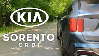 Kia Sorento CRDI - быстро и экономично? Разгон 0 - 100