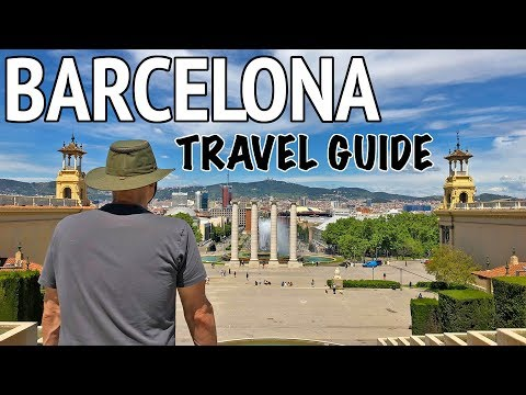Barcelona Travel Guide | Discover Fun Things to Do in Barcelona