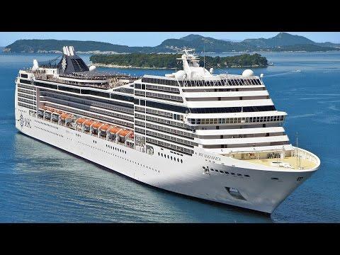 MSC Magnifica Full Visit Tour 2017 DJI Osmo @CruisesandTravelsBlog
