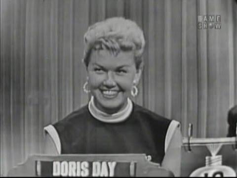 What's My Line?  Doris Day Jun 20, 1954