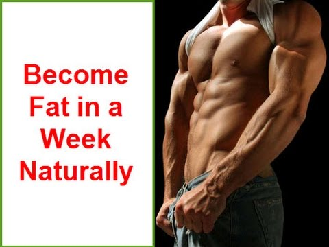 how to get thin in one week