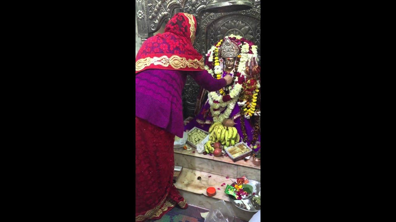 Maa Junglee Devi Shringar