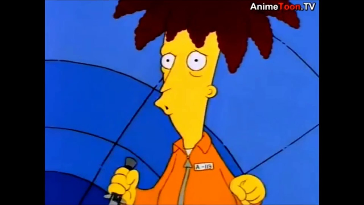 The Simpsons Sideshow Bobs Kamikaze Mission Clip