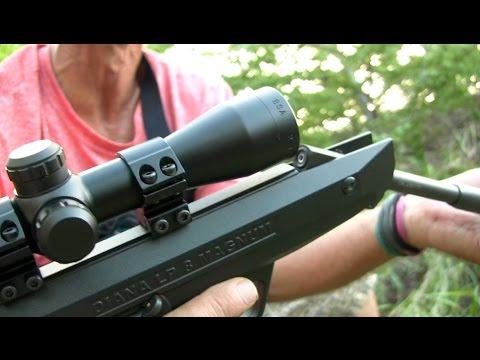 UMAREX DIANA RWS LP8 MAGNUM AIR GUN PISTOL REVIEW