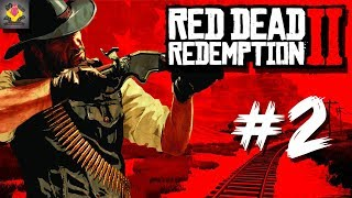🔥Red Dead Redemption 2 PS4 LIVE STREAM Part 2🔥TheGebs24