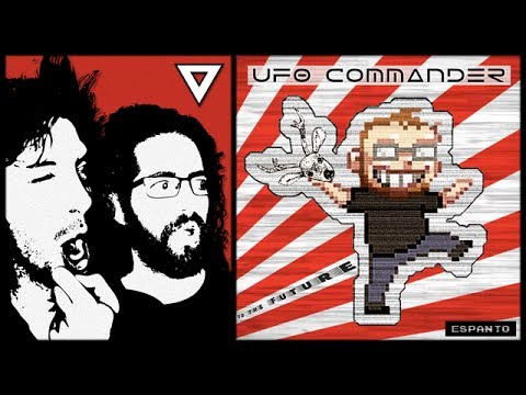 UFO Commander (to the Future) - Tribute to Jesse Cox by Espanto (Final version on HQ at Bandcamp! :)