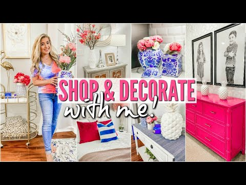 ✨ 2020 SHOP DECORATE AND CLEAN WITH ME   NEW HOME TRANSFORMATION   CLEANING MOTIVATION   Love Meg