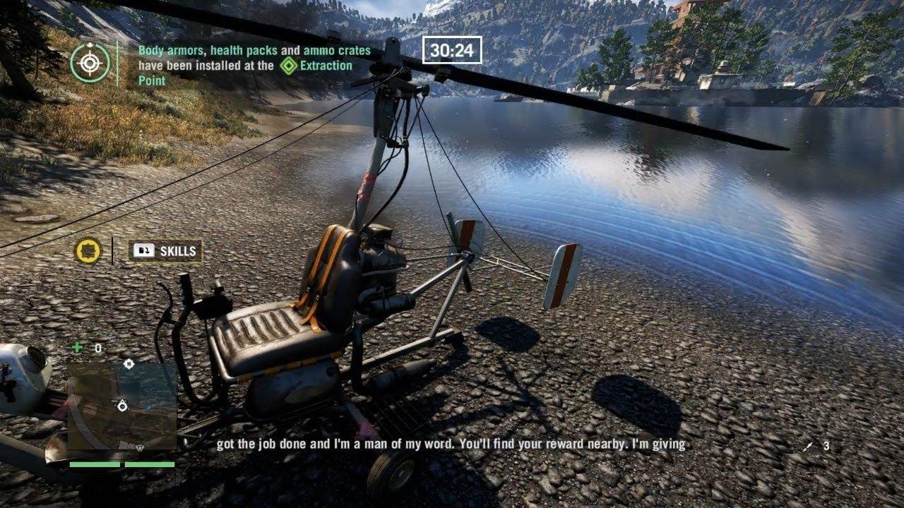 Far Cry 4 Buzzer