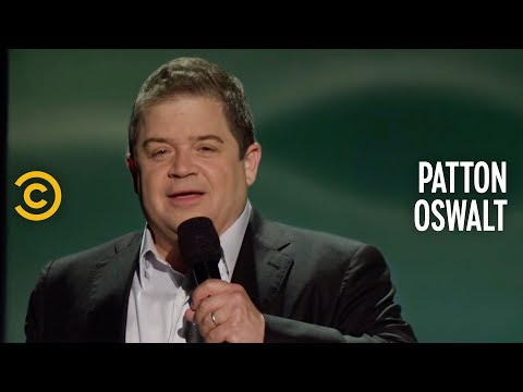 Why Florida Is America's Scrotum - Patton Oswalt