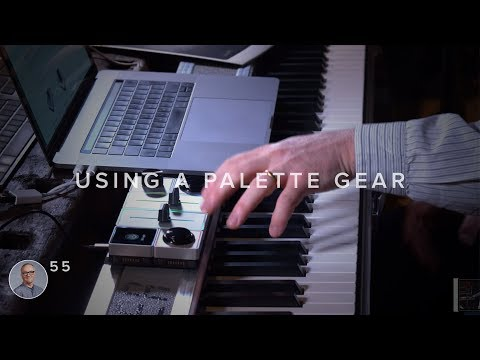 USING A PALETTE GEAR FOR MUSIC - TECH REVIEW