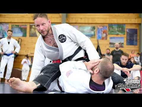 USA Camp 2019: Knee on belly with Steve Austin