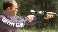 Zastava PAP M85 NP Pistol, Cal. 5.56x45mm (.223)