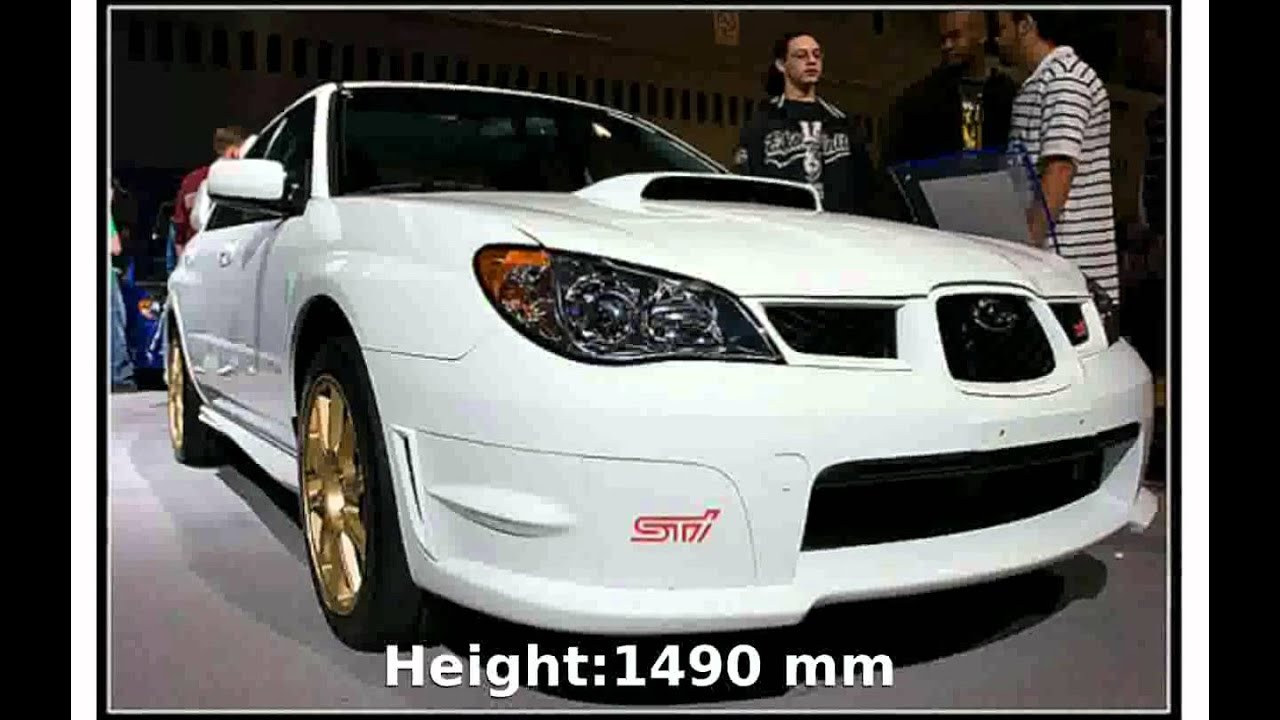 Subaru subaru specs : 2006 Subaru Impreza 2.0 R Wagon - Specs & Details - YouTube