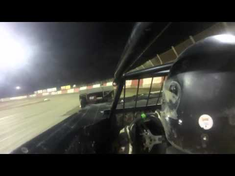 Limited Late Model Heat - East Bay Raceway Park 12/5/15