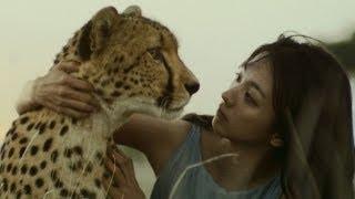 女優の満島ひかりが、9日から放送されるカロリーメイトの新CMで、本物の...