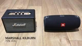 Marshall Kilburn vs Jbl Xtreme