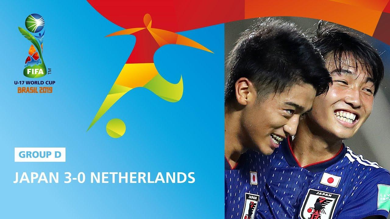 日本がU17W杯でオランダに快勝 ...