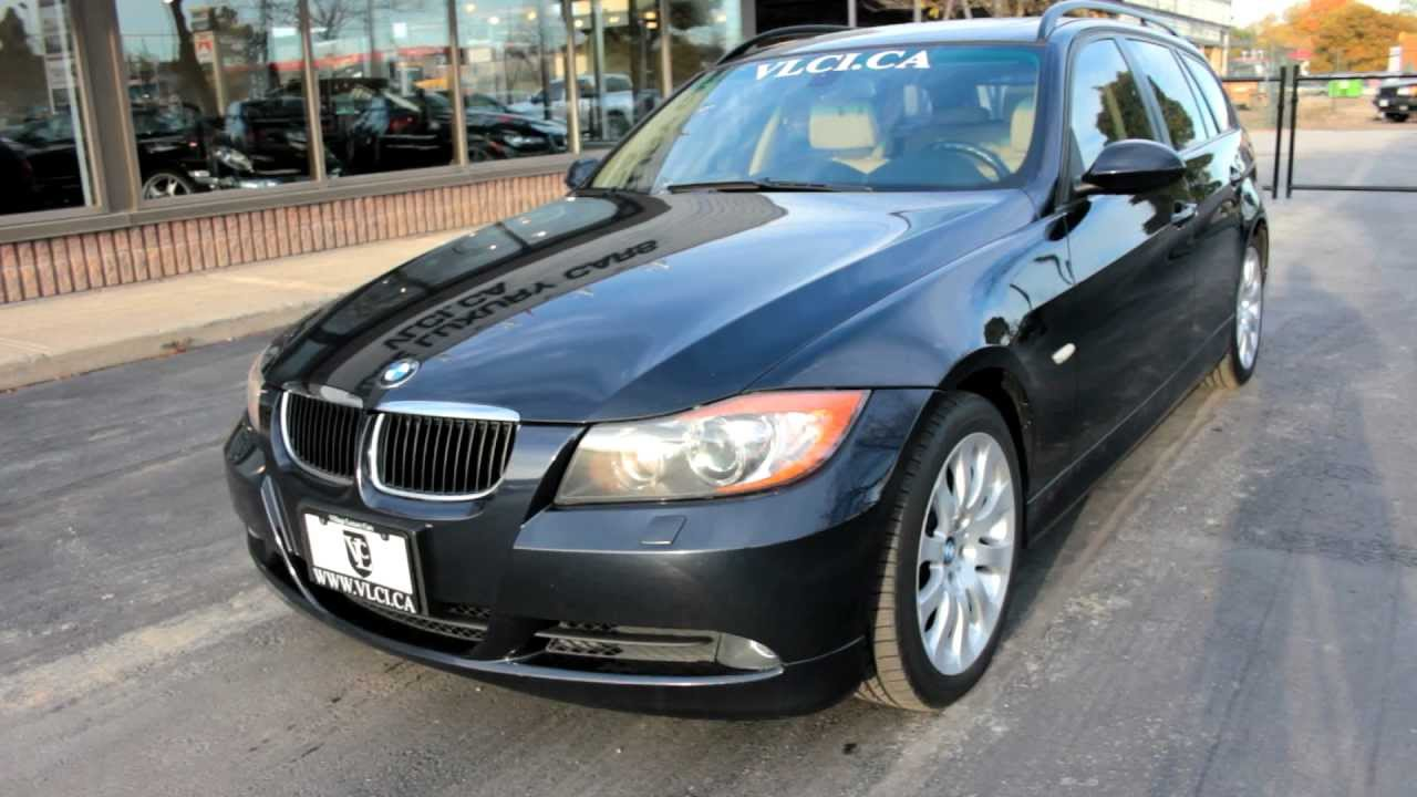 2006 Bmw 325xi Sport Wagon Village Luxury Cars Markham