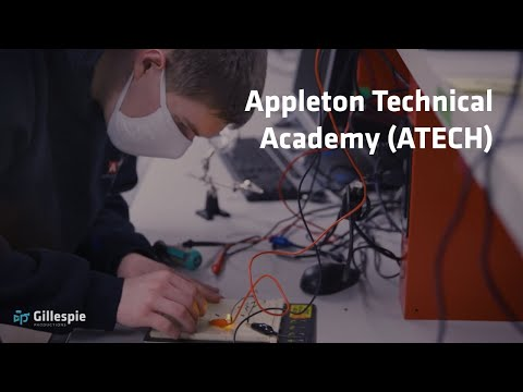 Appleton Technical Academy (ATECH) — Company Overview Video