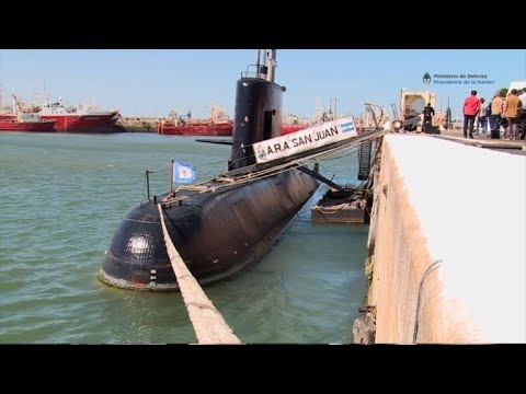 AFP news agency: Argentine navy hunts for missing submarine