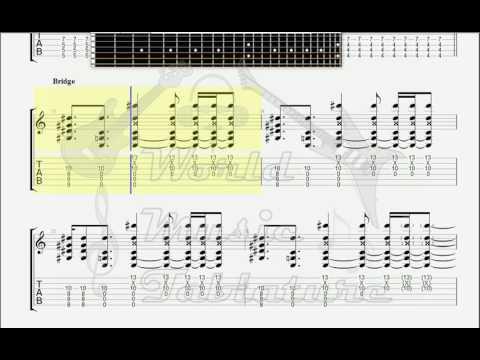 Deftones   Back To School GUITAR 1 TAB
