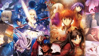 「FATE STAY NIGHT UNLIMITED BLADE WORKS OPENING 1」 Ideal White English by TYER