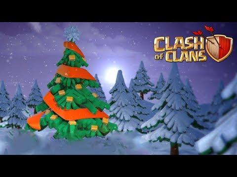 X-Mas Update 2018 | Winter Update 2018 - Clash of Clans - COC