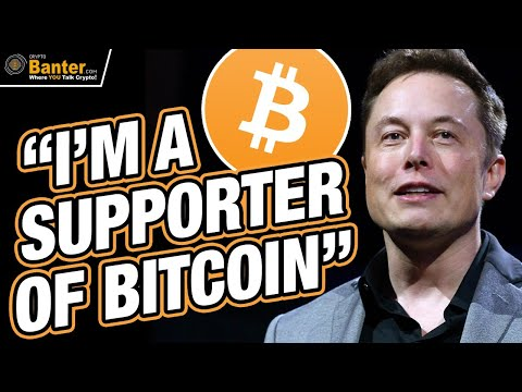 ELON MUSK SUPPORTS BITCOIN!!! HOW TO TRADE APUMP AND DUMP! MY XRP SHORT LIVE!