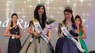 Miss Singapore 2016, Second Runner-up (Miss Vanessa Peh)