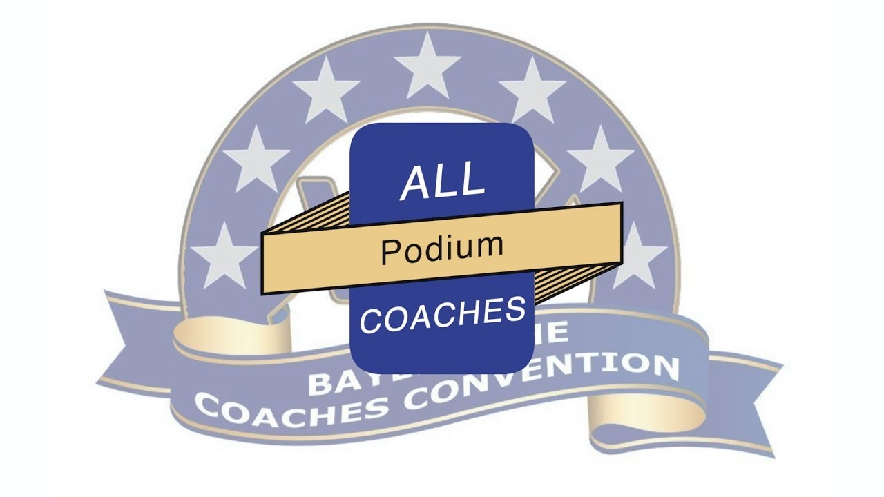 14. BCC 2019 - ALLE COACHES Podium