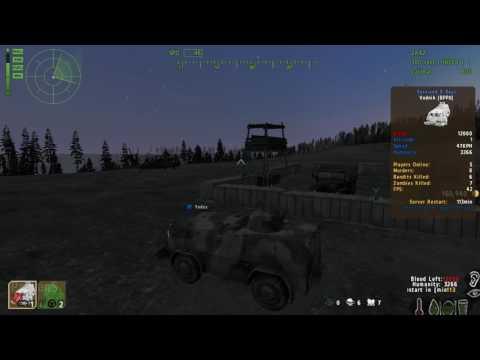 DayZ Overpoch Sniper Hill
