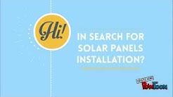SOLAR PANELS INSTALLATION KINGSTON MASSACHUSETTS MA FREE CONSULTATION