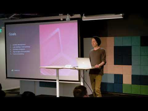 Smartly.io: Mikko Kivelä -  Micro Frontends  in Action