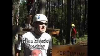 Treetop Trekking School Trips