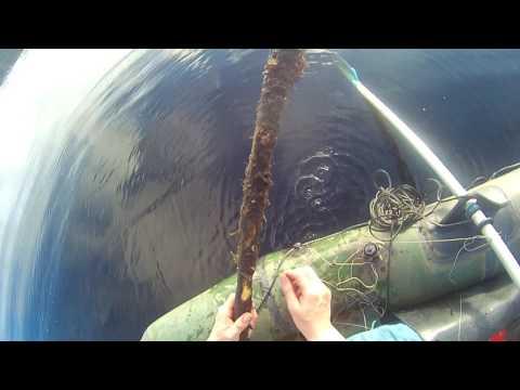 ловля на кружки в карелии