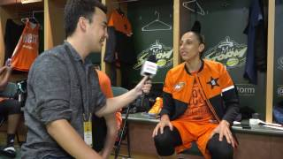 WNBA star Diana Taurasi on her favorite smartphone app: Redfin