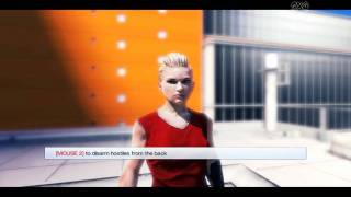 Mirror's Edge Walkthrough - Part 1 - PC - 720p HD