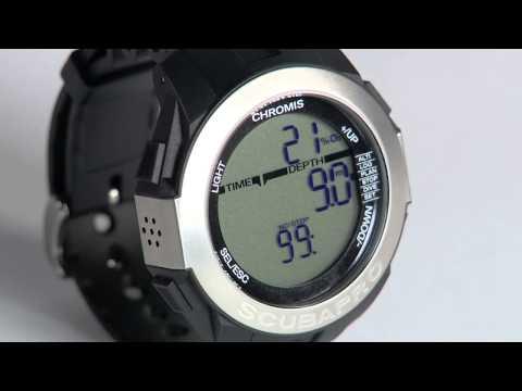 SCUBAPRO Chromis Wristwatch Dive Computer