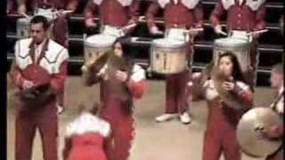 Texas Drums 2007 Drumline Feature -