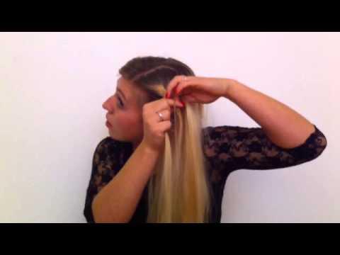 Hairstyling Hochsteckfrisuren Für Lange Haare Stylen Anleitung