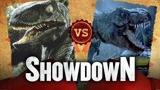 Velociraptor vs. Tyrannosaurus Rex - Which Dinosaur is More Terrifying? Showdown HD