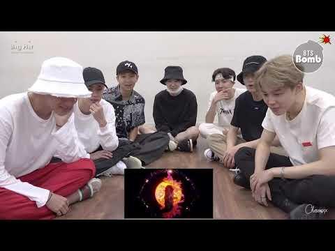 [BANGTAN BOMB] BLACKPINK 'Kill This Love' MV REACTION - BTS (방탄 소년단)