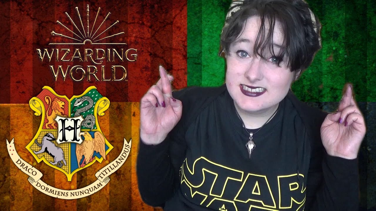Wizarding World App Sorting Hat House Quiz! SO MUCH HATE!