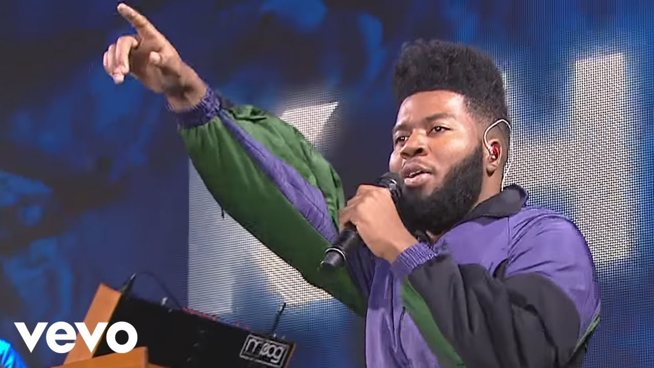 Khalid - 8TEEN (The TODAY Show)